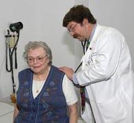 Senior Health Center at IU Health Methodist Hospital