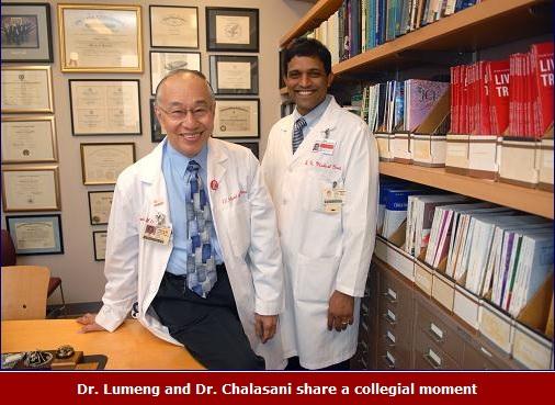 Dr. Lumeng & Dr. Chalasani