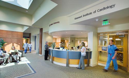 Krannert Outpatient Facility Pic